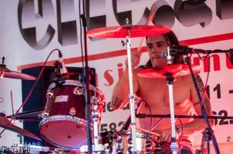 CLANGUSS - Drums & Back vocals