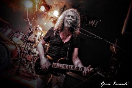 Alex - Guitar/back vocals