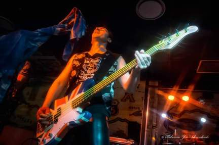Daryo - Bass/back vocals