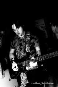 Andy Blade - Guitar/back vocals